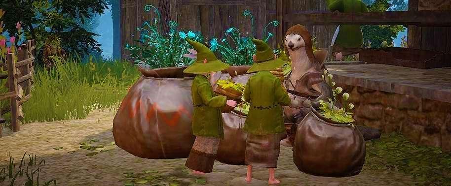 BDO Alchemy Supplies from an Otter