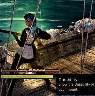 BDO Boat Durability