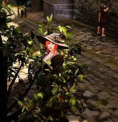 BDO Gathering by a Fruit Tree