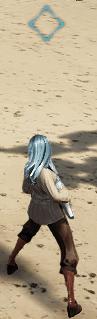 BDO Hunting Matchlock Blue Cross Hairs