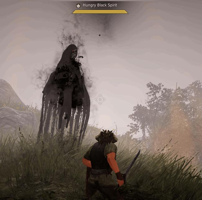 BDO Shadow Arena: Black Spirit inside Dark Fog