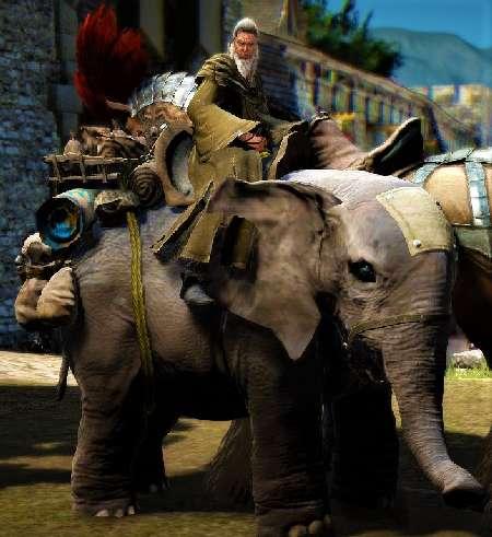 BDO Trading with an Elephant