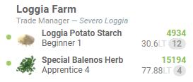 BDO Loggia Farm Trading