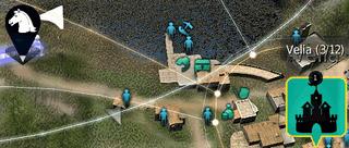 Griffon NPC Location Map: West of Velia Entrance