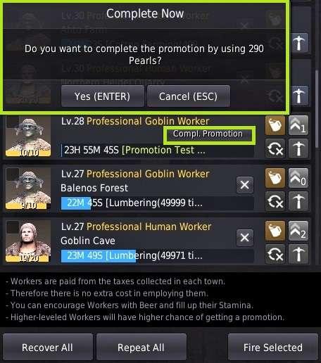 Building a Worker Empire (Black Desert Online 2019) | GrumpyG