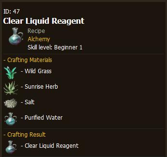 BDO Clear Liquid Reagent