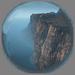 Gavinya Coastal Cliff