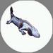 Lapis Lazuli Scale Iguana