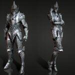 Specter's Energy Drop for Blackstar Armor and Gear