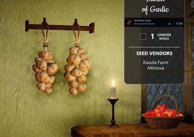 BDO Bunch of Garlic from Farming Seeds