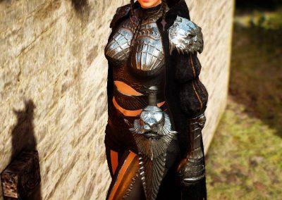 Ahon Kirus Armor – Female
