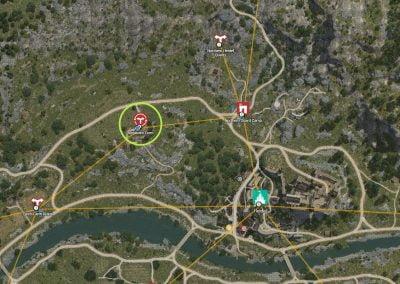 alejandro farm map