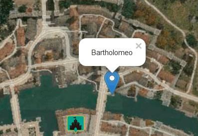 Bartholomeo Map