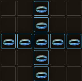 BDO Cadry Ring: Red Piece Pattern