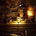 BDO Caphras Journal: Adventure Log Bookshelf Record