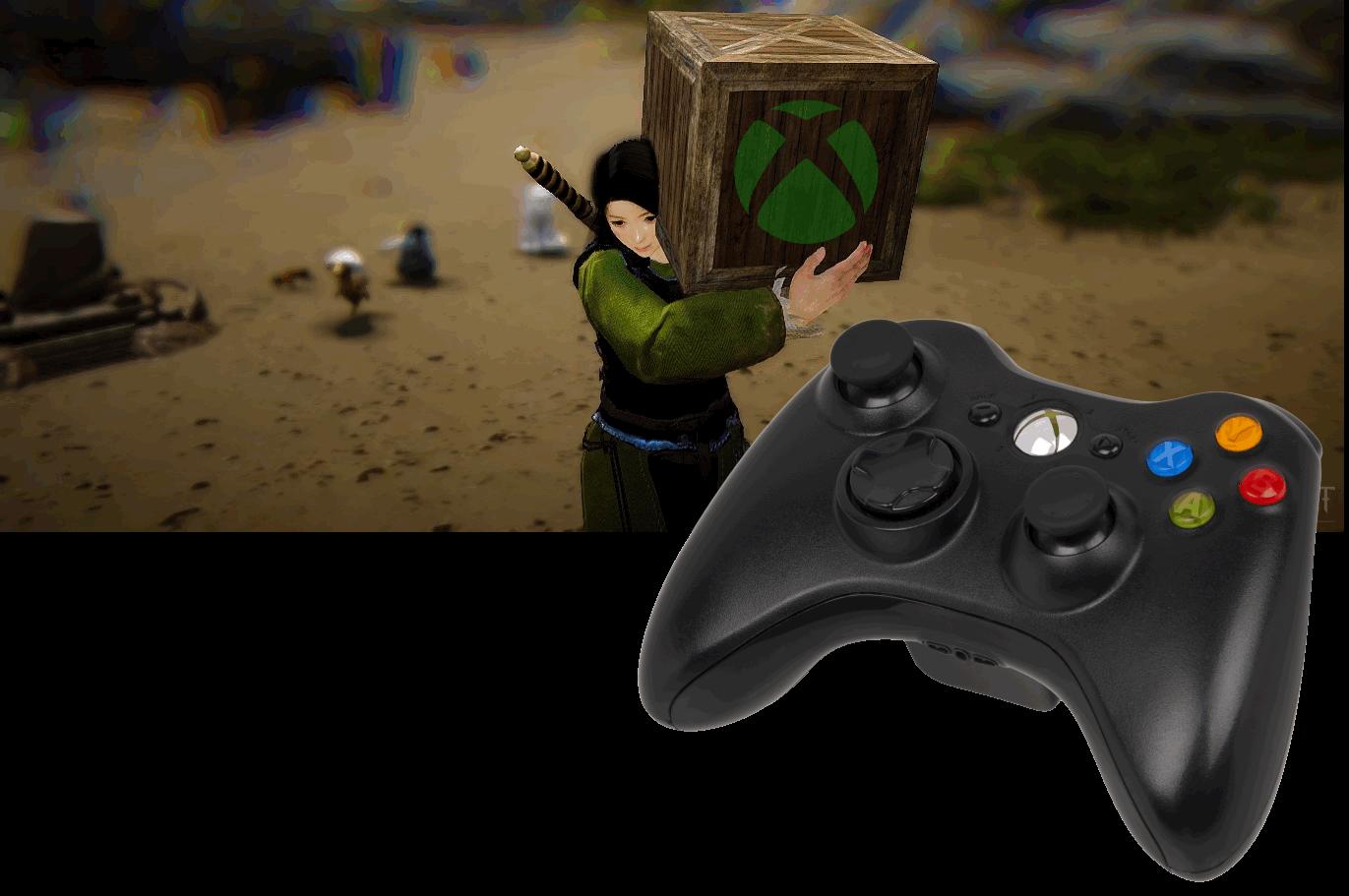 BDO Controller Gamepad