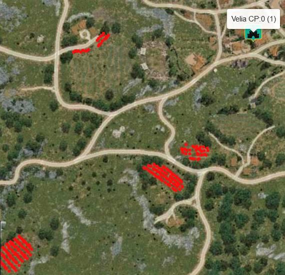 BDO Corn Map