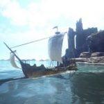 BDO Epheria Cog Ship: Fast & Temporary Great Ocean Sailing Boat