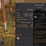 Epheria Old Ship Gear (Green Grade) Stats & Enhancement