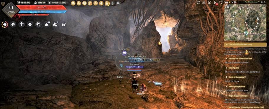 BDO Bartali Adventure Log Book 9 Hidden Cave