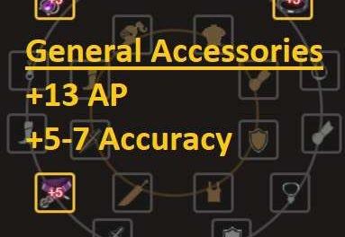 BDO General's Accessories (Black Desert Online 2019)