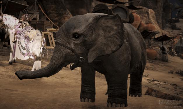 BDO Elephant Mount Guide (Black Desert Online)