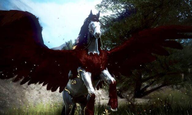 BDO Mythical Arduanatt: T10 Dream Horse