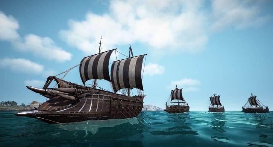 BDO Ship & Sea Crystals for Sailing Buffs