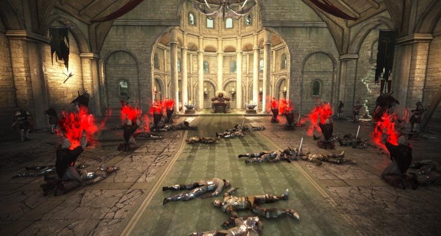 Elvia Server Series: Bloody Monastery Grinding Spot Guide