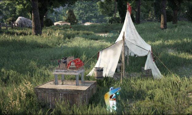 BDO Campsite Tent Guide