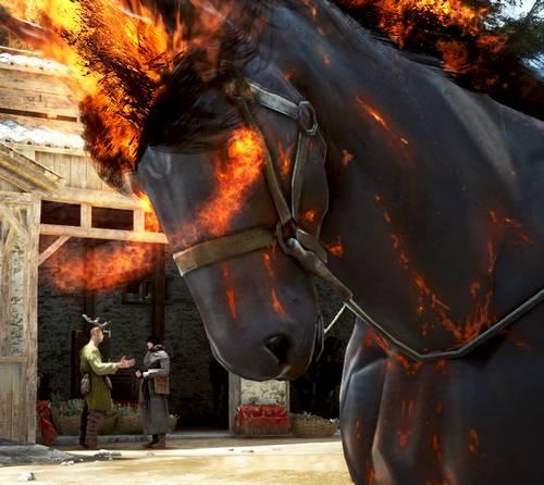 BDO Horse: Doom Dream Horse