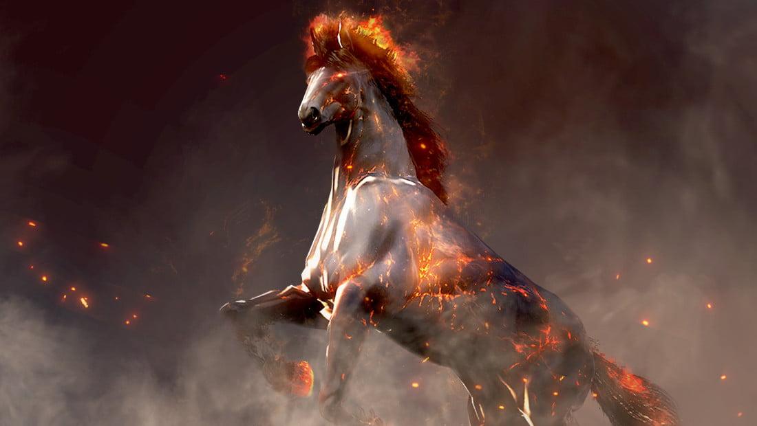 BDO Horse