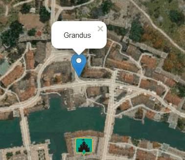 Grandus Map