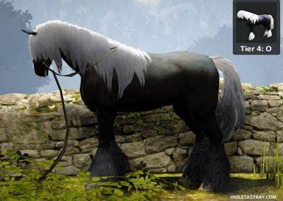 BDO Horse Tier 4-O