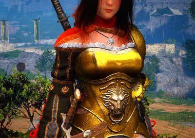 Jarette's Armor