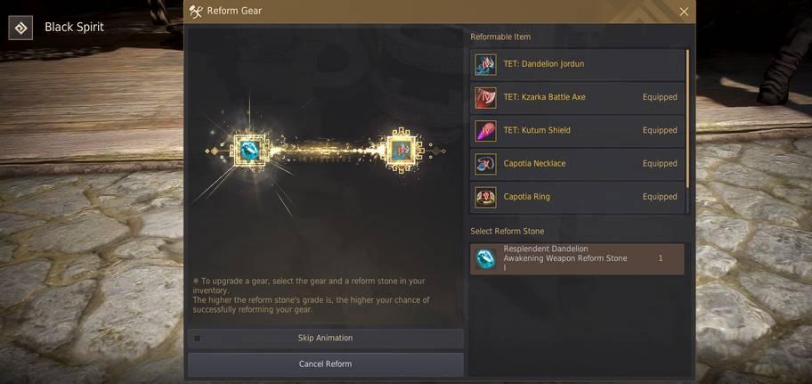 Jetina's Guaranteed PEN Boss Gear: Exchange TET & Tuvala
