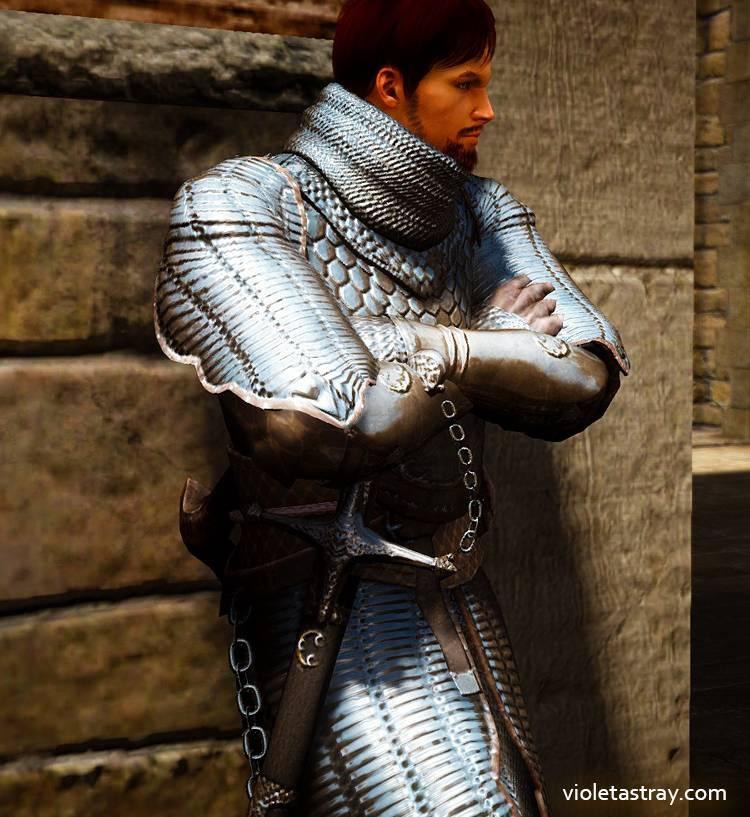 Shroud Knight Armor (male)