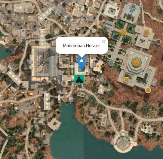 BDO Manmehan Nesser Location Map