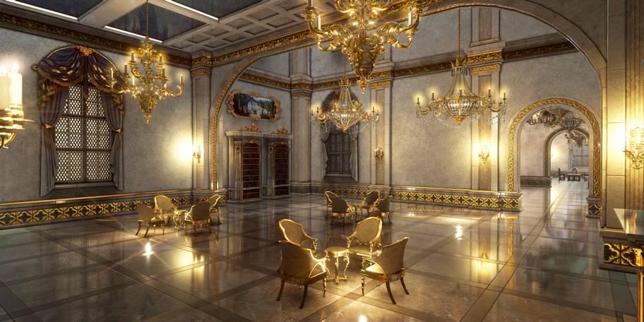 BDO Mansions: Blue Mane Lion's Manor