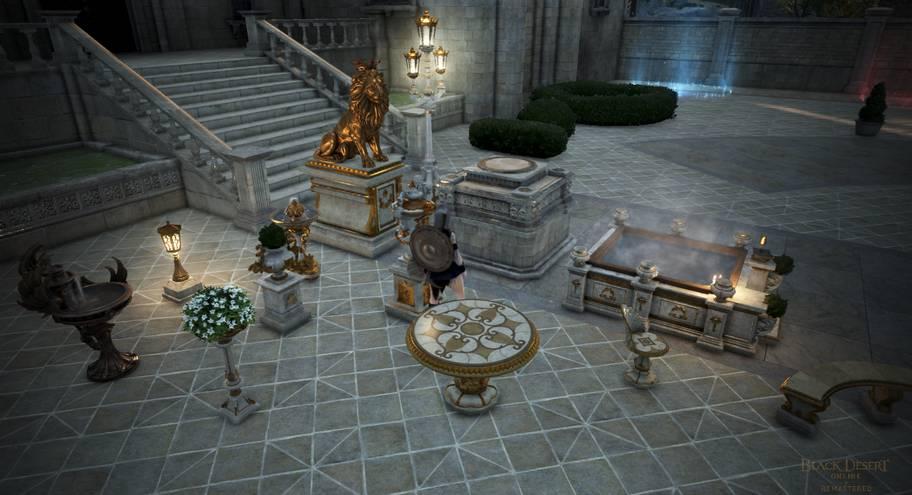 Mansion Exterior Furniture