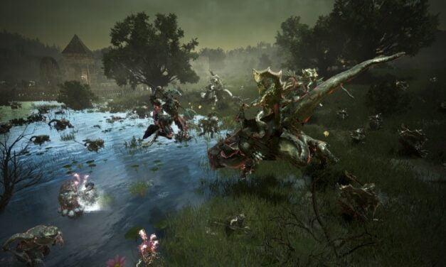 Elvia Server Series: Glish Swamp – Naga Grinding Spot