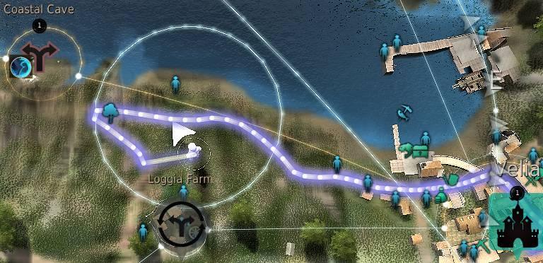 BDO Rifts Echo Map