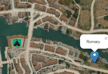Romary Map