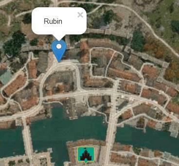 Rubin Map