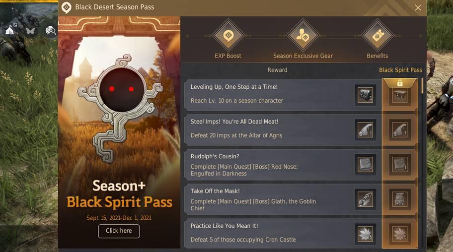 BDO Season+ Pass: Rewards, Goals, & Tips
