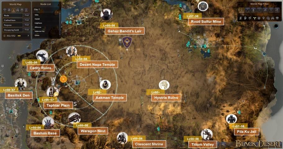 BDO Season Quests for Character Progression & Gear
