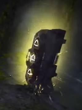 Sycrakea Final Boss Pillar
