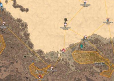 titium fogans map