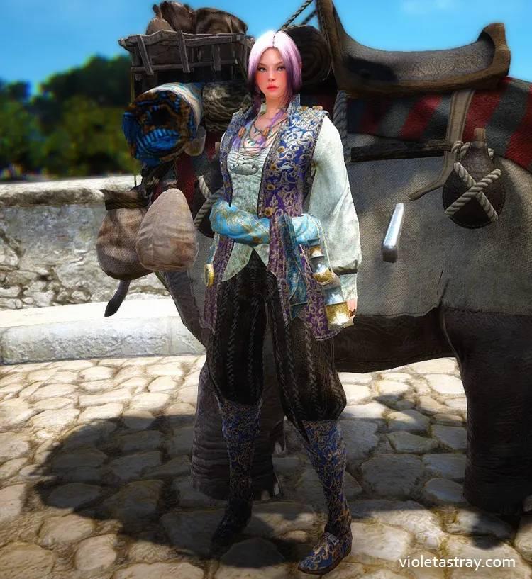 BDO Trader's Clothes