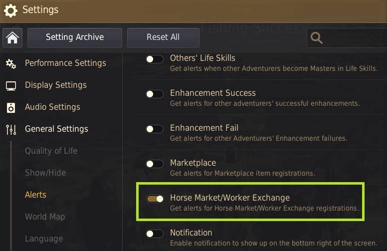 BDO Worker Exchange Alert